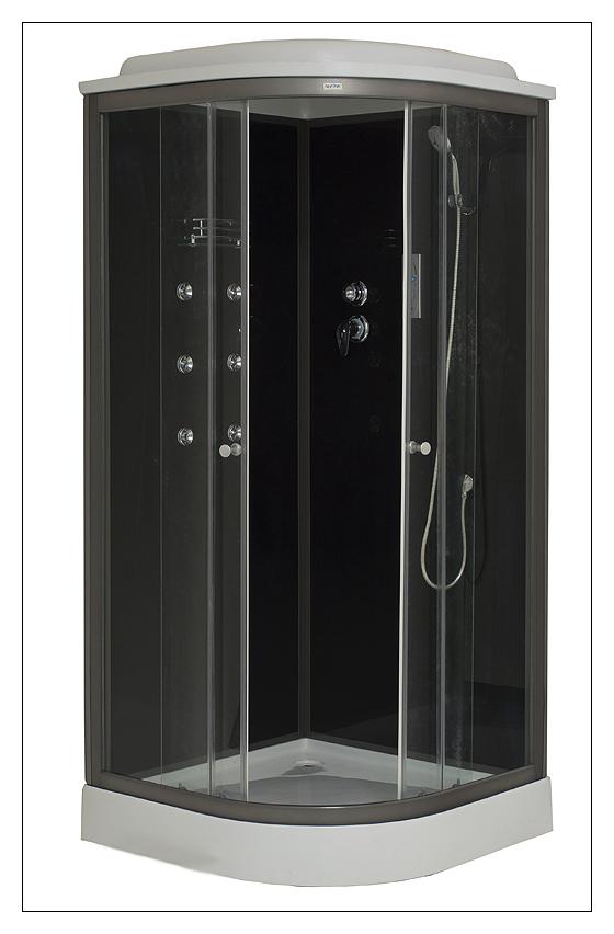 SCARLET 90 Arttec masážní sprchový box, skladem