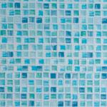 OTTOPAN Hopa Plastový obkladový panel vnitřní mozaika nebeská, skladem
