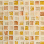 OTTOPAN Hopa Plastový obkladový panel vnitřní mozaika béžová, skladem