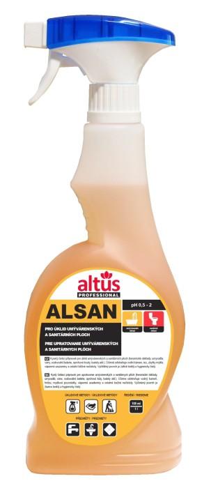ALTUS Alsan - čistící prostředek, skladem