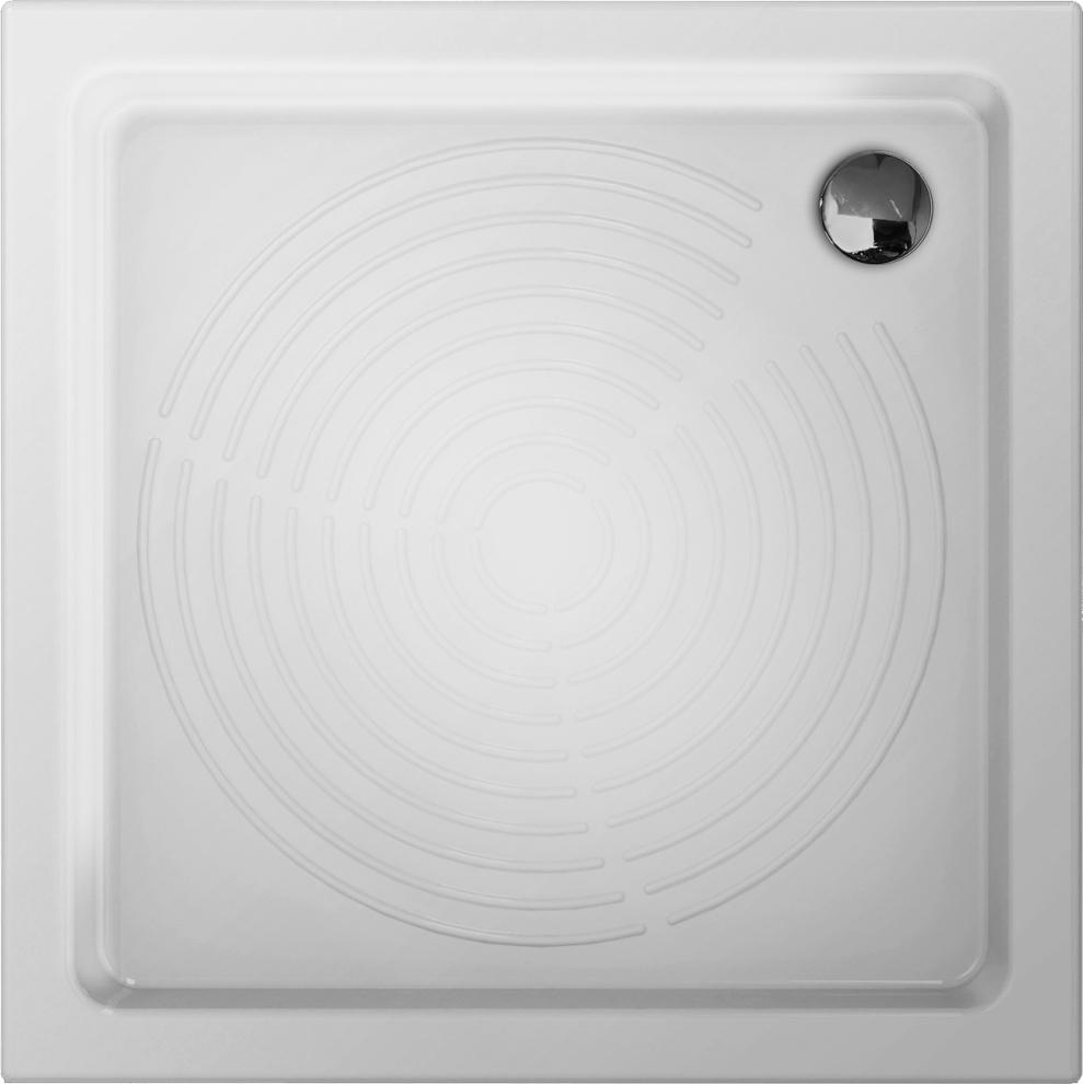 ASTRO 80 × 80 Hopa Vanička sprchová keramická , skladem