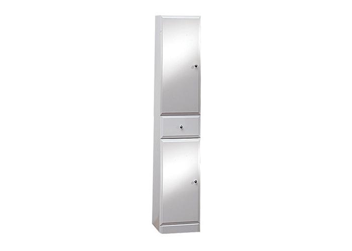 BEATA V 170 L Well Koupelnová skříňka vysoká plná, sokl, levá, skladem