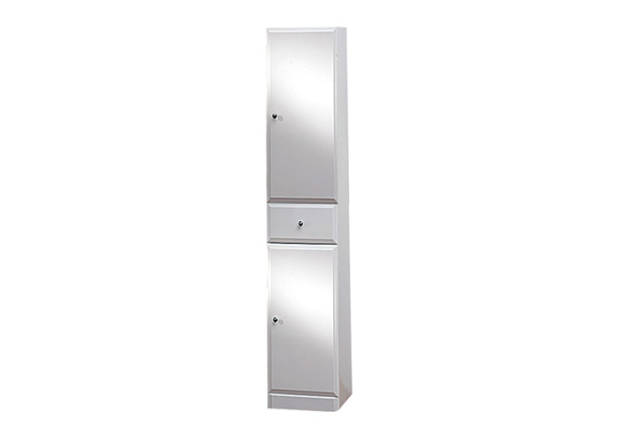 BEATA V 170 P Well Koupelnová skříňka vysoká plná, sokl, pravá, skladem