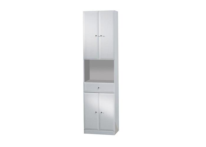 BEATA V 50 Well Koupelnová skříňka vysoká, sokl, skladem