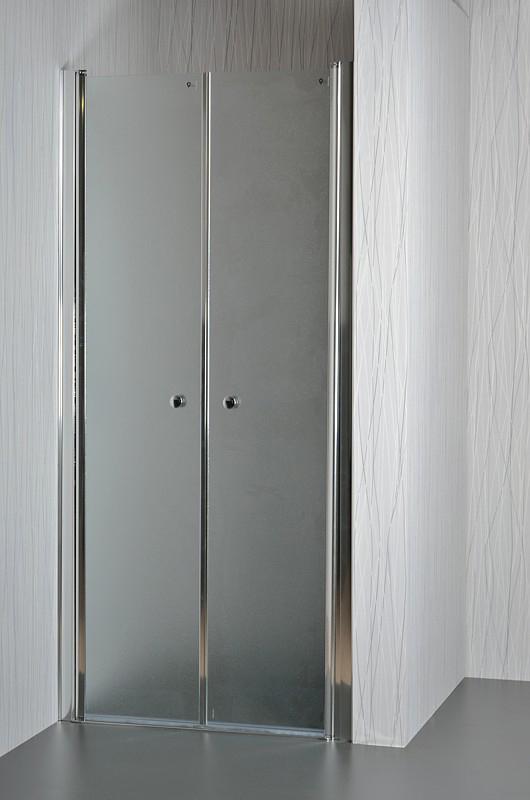 BETA 80 Grape Well Sprchové dveře do niky dvoukřídlé, skladem