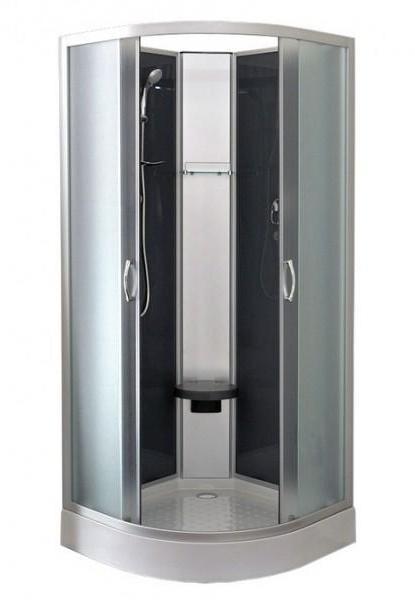 MARTY 90 Well Sprchový box se sedátkem + sifon ZDARMA, skladem, doprava zdarma