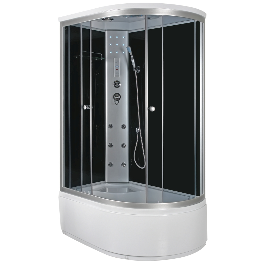 MONTANA 120 levá Well sprchový masážní box , skladem