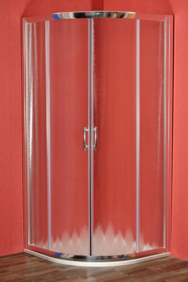 BRILIANT 80 chinchila NEW Arttec Sprchový kout čtvrtkruhový, skladem