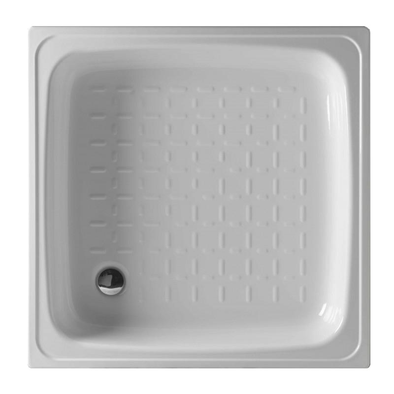 KITEN II 80 Olsen-Spa Smaltovaná plechová sprchová vanička, skladem