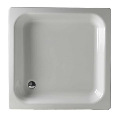 KITEN III 90 Olsen-Spa Smaltovaná plechová sprchová vanička, skladem