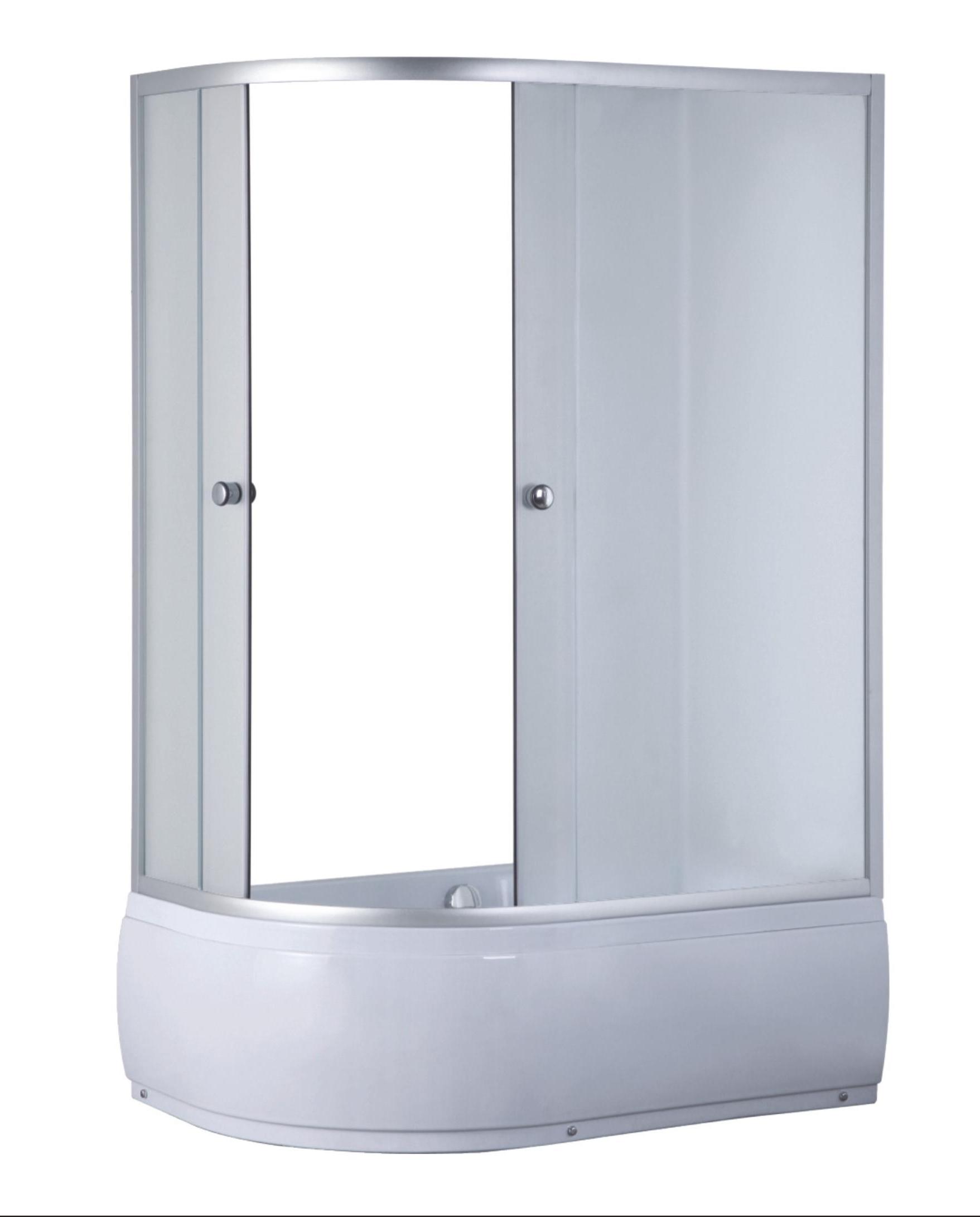 DURHAM 120 P Well sprchový kout s vysoku vaničkou, skladem, doprava zdarma