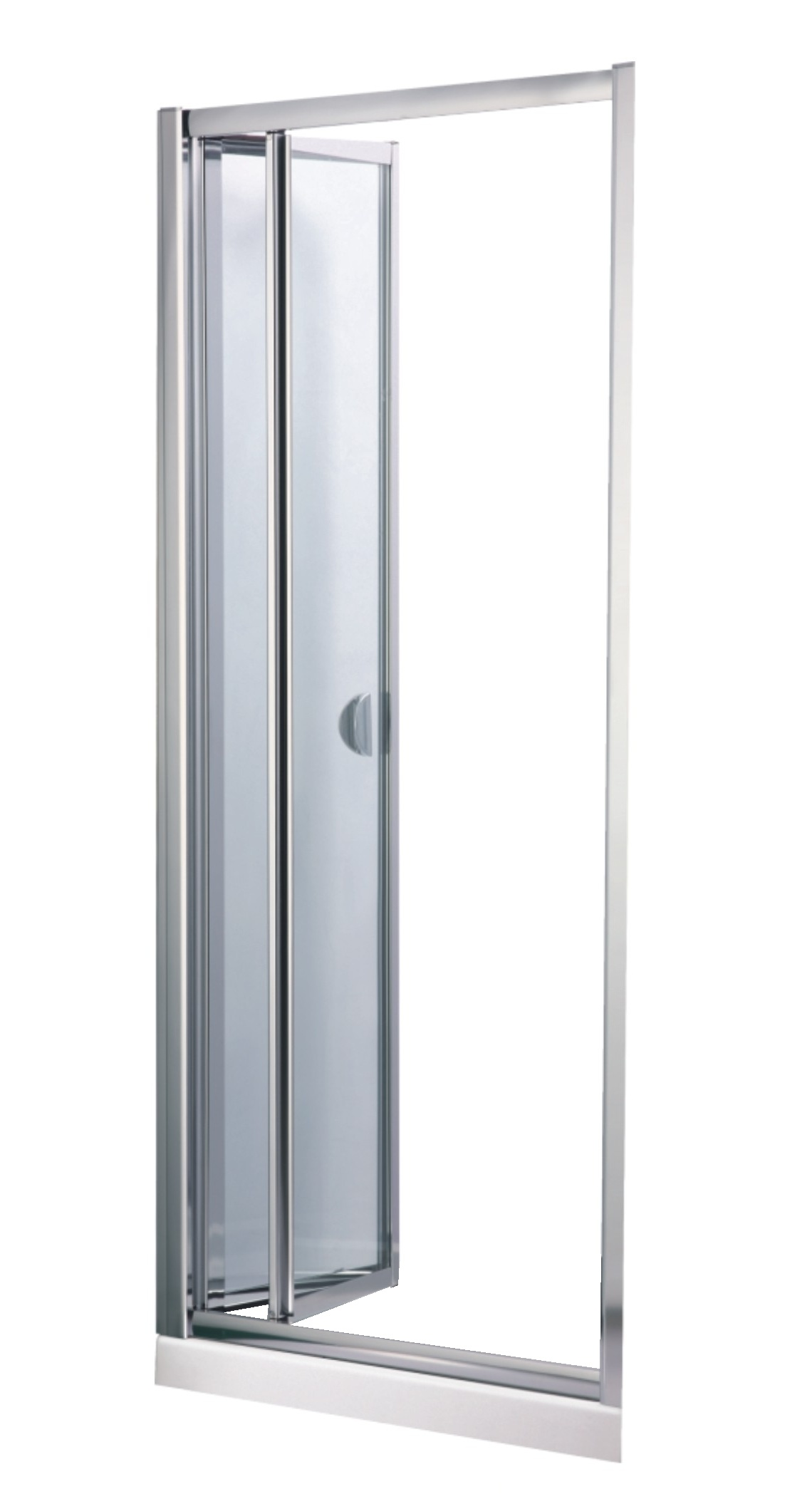 DELTA 90 Clear Well Sprchové dveře zalamovací, doprava zdarma
