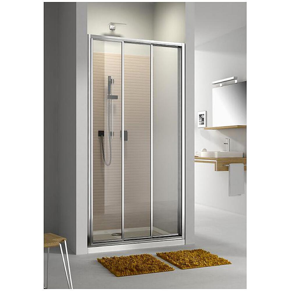 NATALI 90 Well Sprchové dveře do niky, skladem