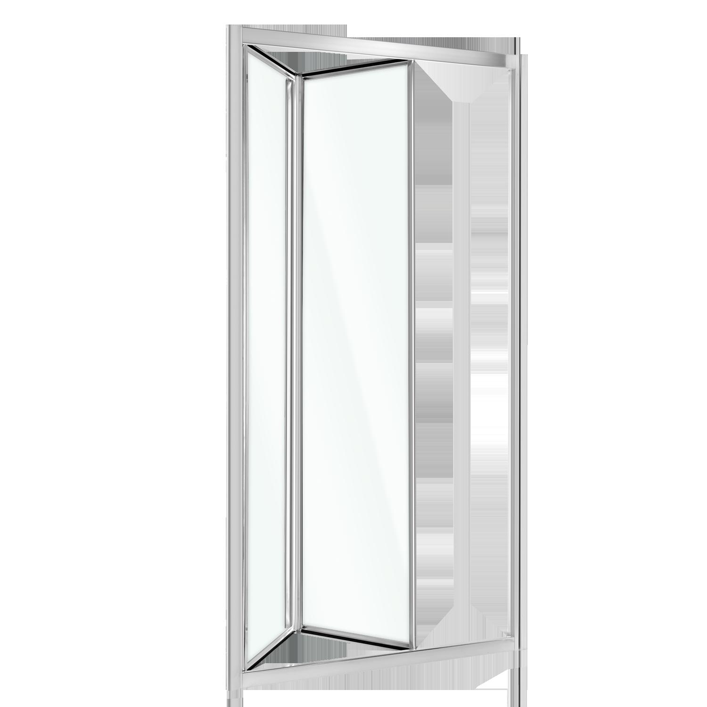 SNAKE 80 Well Sprchové dveře do niky zalamovací, skladem