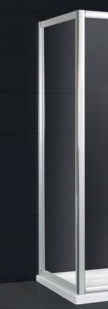 ELCHE II KOMBI 80x195cm frost Hopa boční panel , skladem
