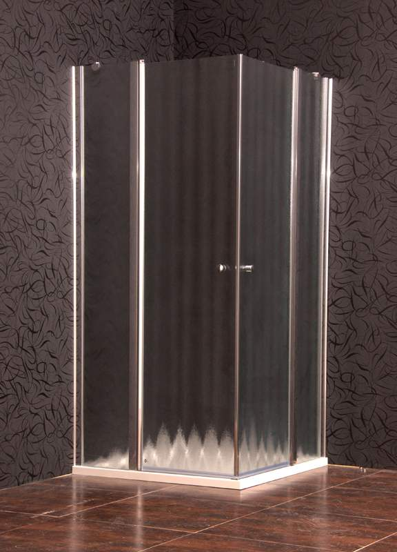 ELEGANT 90 chinchila NEW Arttec Sprchová zástěna čtvercová, skladem