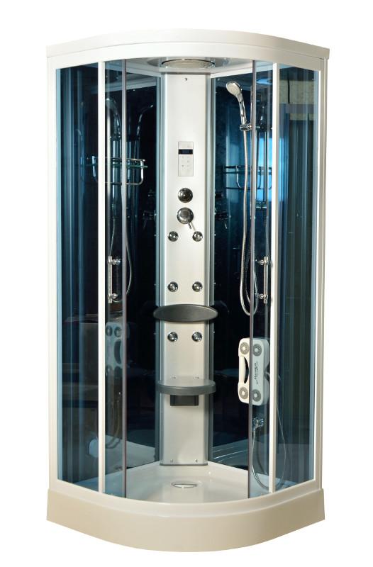 FINE low Shark Masážní sprchový box, skladem, doprava zdarma