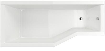 Hopa ESTE akrylátová vana asymetrická, skladem