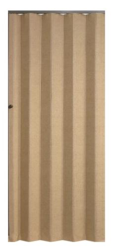 Dveře Koženkové plné béžové, šířka 159 cm, skladem