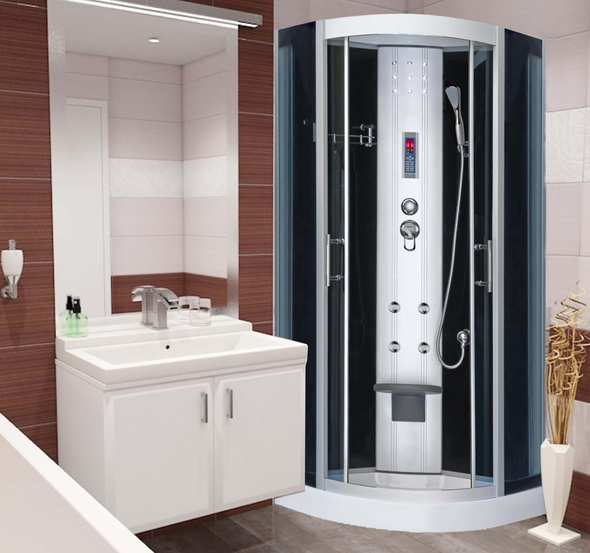 PENNY 90 Well sprchový masážní box, skladem