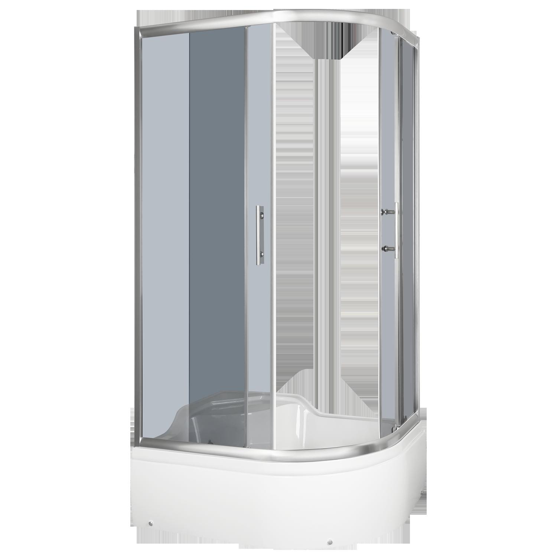 ROSE 100 Levá Well sprchový kout, skladem