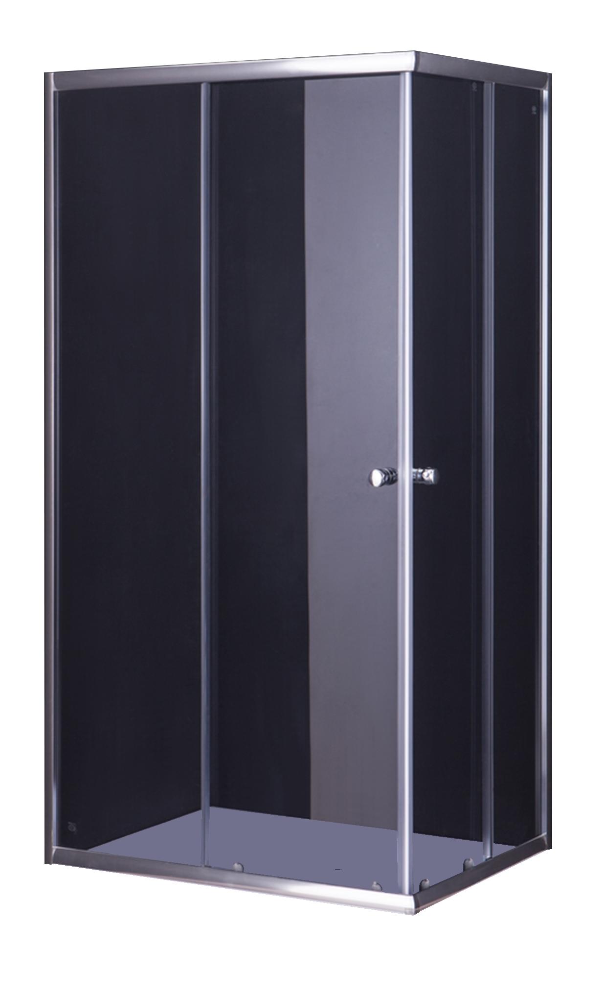 TRENTO 100x80 Well Sprchová zástěna obdélníková, skladem