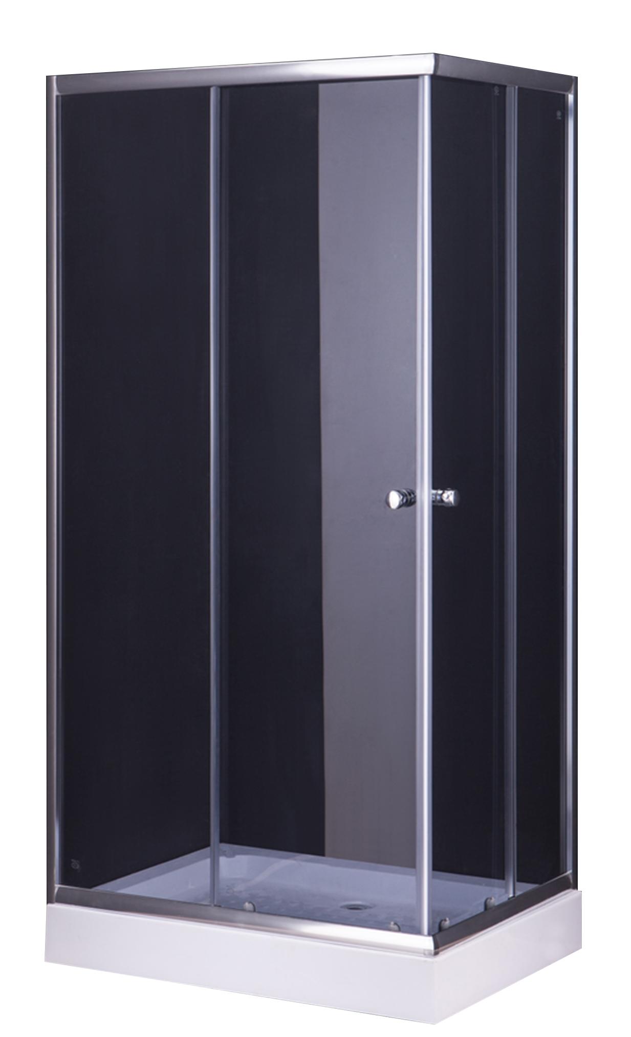 TRENTO 100x70 Well Sprchový kout s nízkou vaničkou, skladem