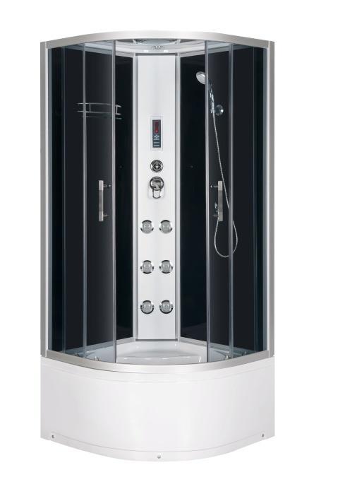 MARVIN 90 Well masážní sprchový box, skladem