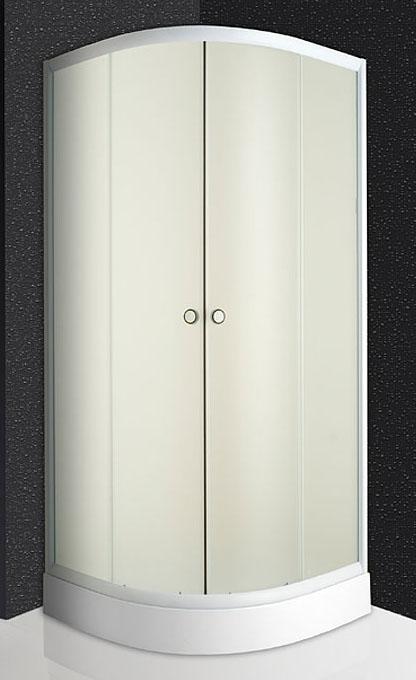 MIKE 80 NEW Arttec Sprchový kout s nízkou vaničkou - SHARK série , skladem