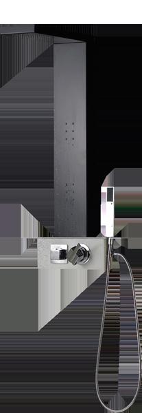 Sprchový panel A133 920 × 450 mm HOPA, skladem