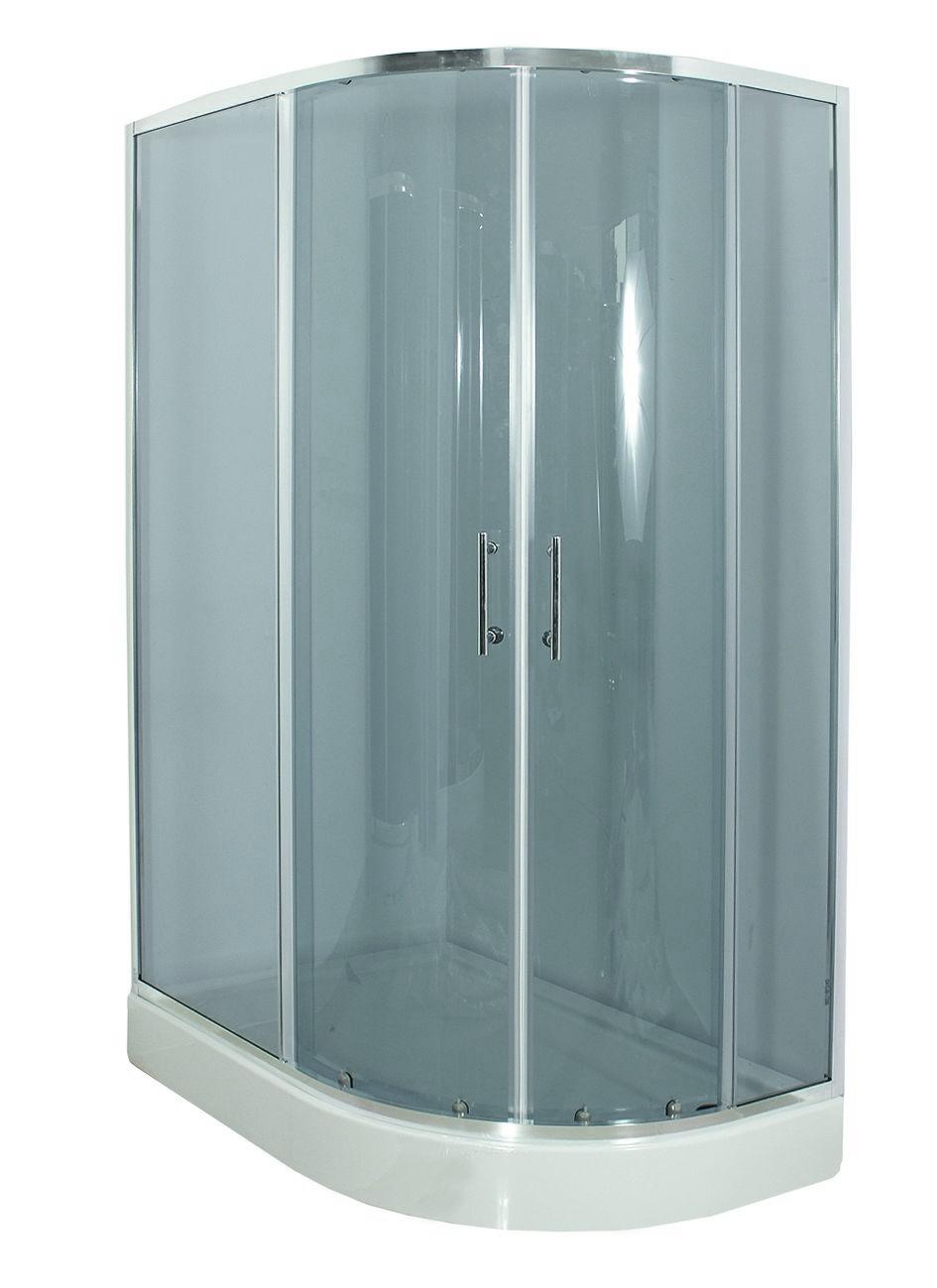 RAVENA 120 L Well sprchový kout s nízkou vaničkou, skladem