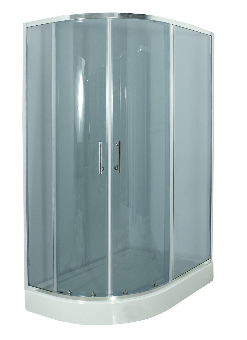 RAVENA 100 P Well sprchový kout s nízkou vaničkou, skladem
