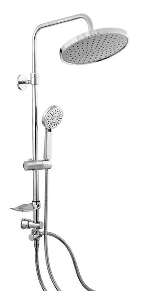 RIVER 624125 Olsen-Spa Sprchová tyč s příslušenstvím, skladem