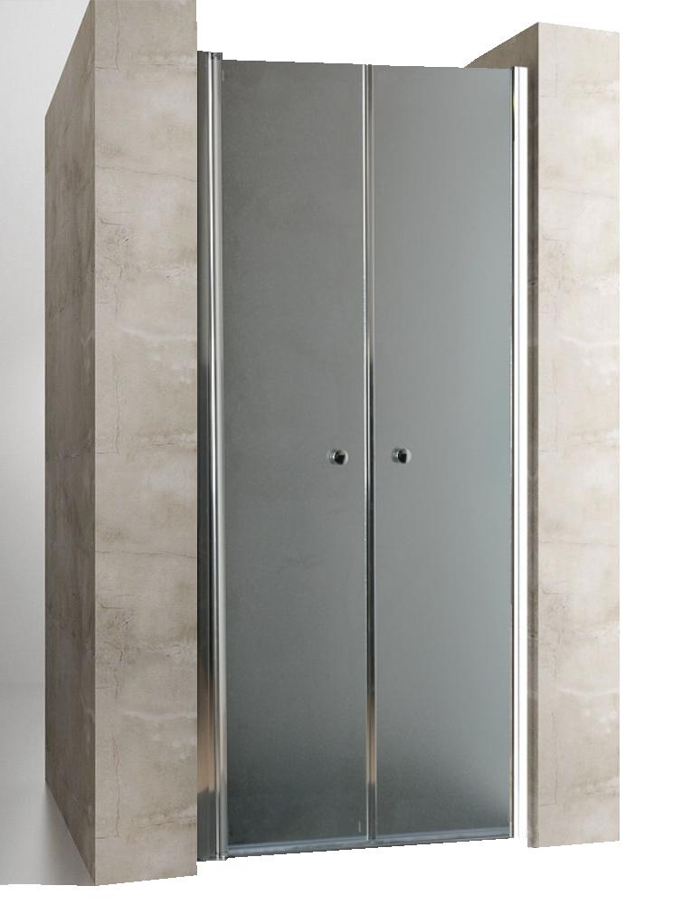 BETA 90 Grape Well Sprchové dveře do niky dvoukřídlé, skladem