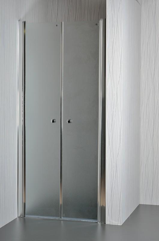 SALOON 80 grape New Arttec sprchové dveře do niky, skladem