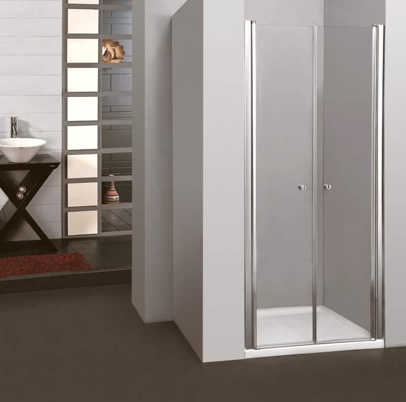 SALOON 90 clear NEW Arttec Sprchové dveře do niky, skladem