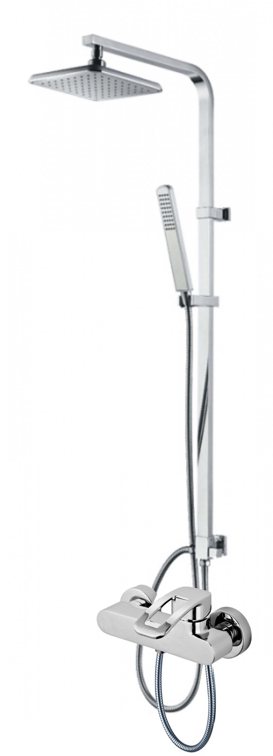 MAXIM REGINA Well Sprchový set se sprchovou baterií, skladem