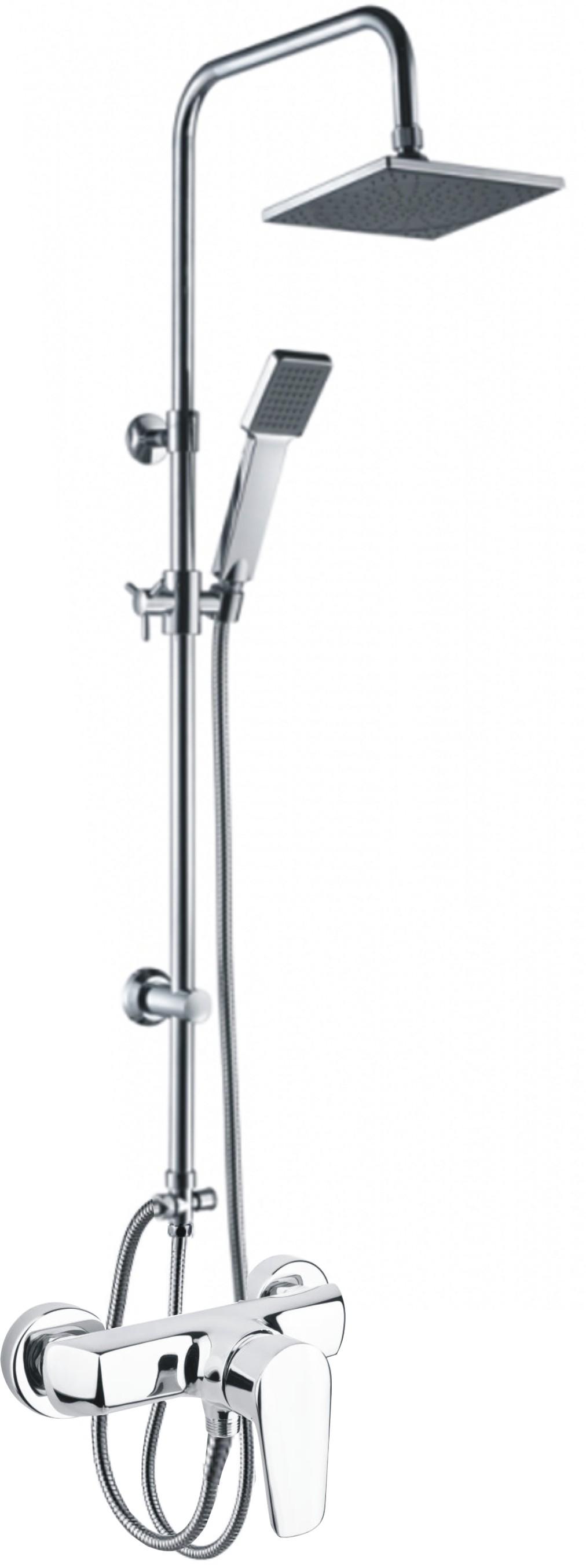 RELAX RAPID 4 Well Sprchový set se sprchovou baterií, skladem