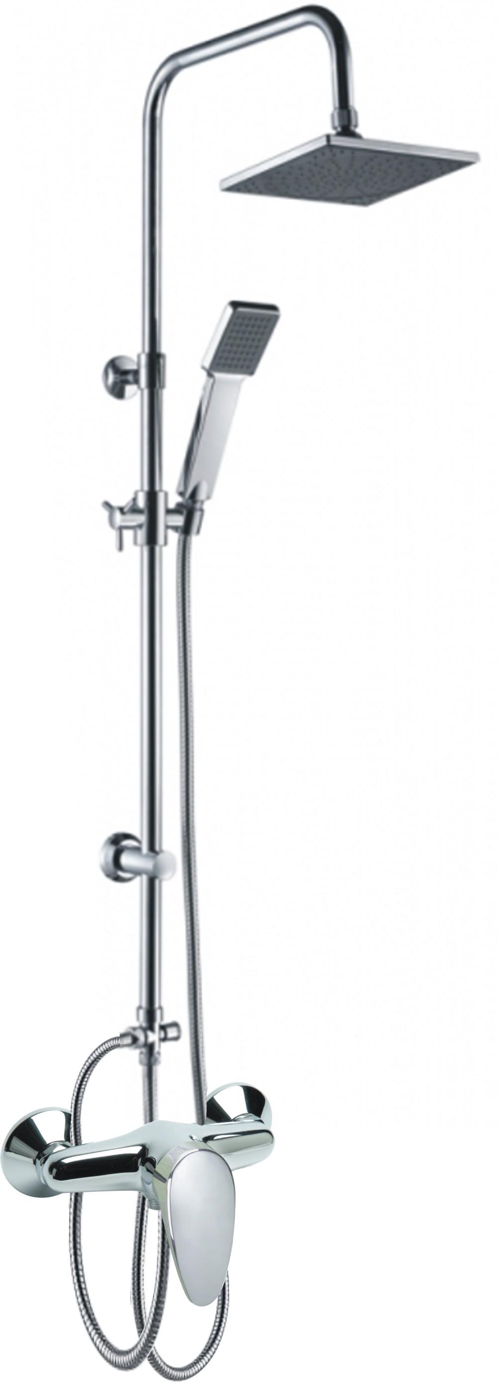 RELAX RITA Well Sprchový set se sprchovou baterií, skladem