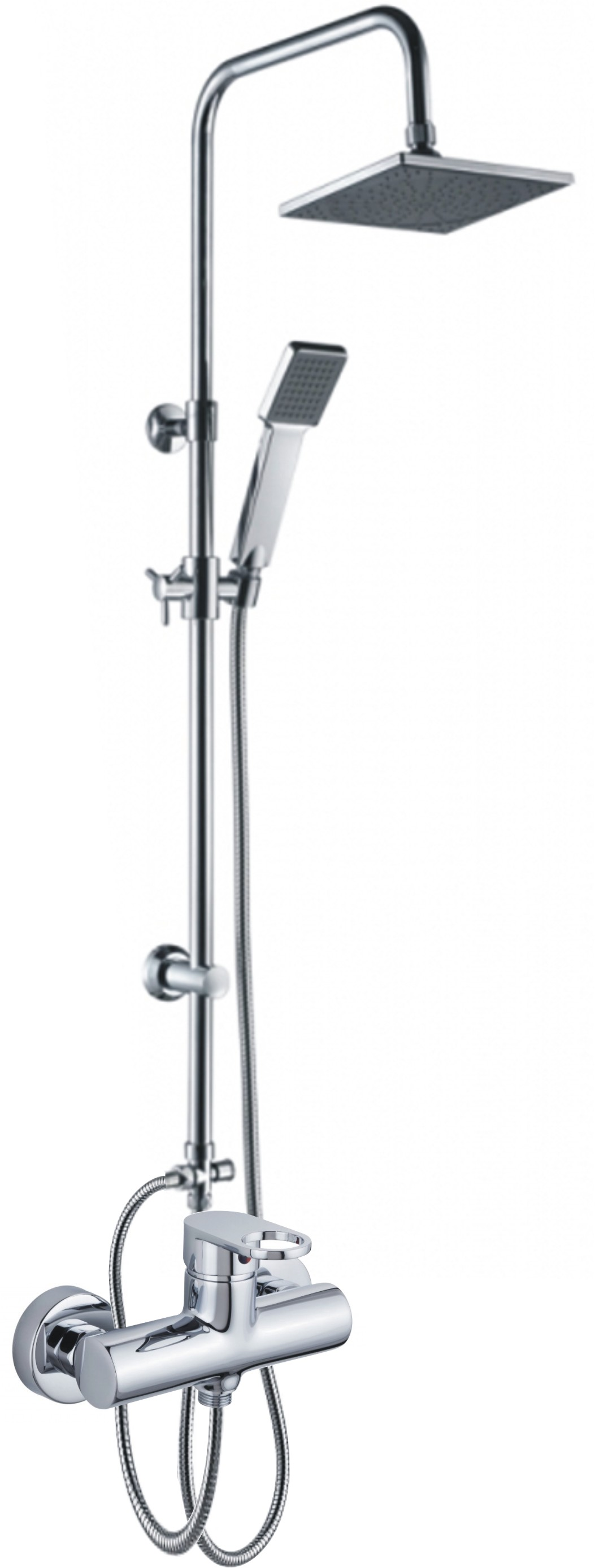 RELAX WALZE Well Sprchový set se sprchovou baterií, skladem