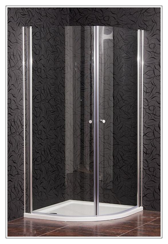 SKY 90 Clear NEW Arttec sprchový kout s mramorovou vaničkou ZDARMA, skladem