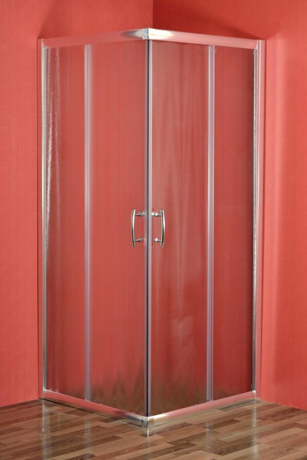SMARAGD 80 chinchila NEW Arttec Sprchový kout čtvercový, skladem