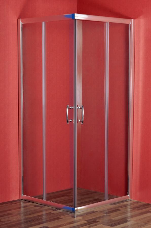 SMARAGD 80 clear NEW Arttec Sprchový kout čtvercový, skladem