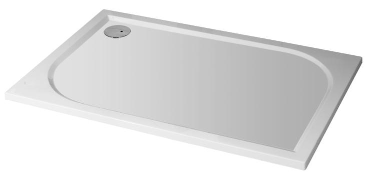 STONE 1080S Arttec sprchová vanička obdélníková, skladem