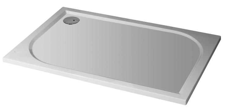 STONE 1290S Arttec sprchová vanička obdélníková, skladem