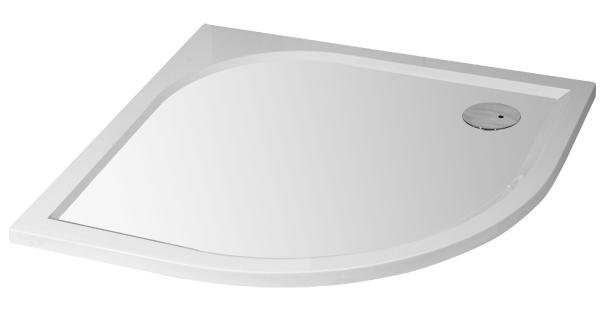 STONE 8080R Arttec sprchová vanička čtvrtkruhová, skladem