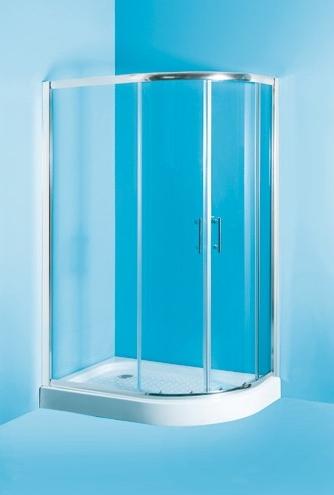 IBIZA ll 100x80 Levý Olsen-Spa sprchový kout, skladem