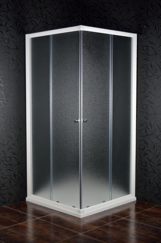 STANDARD 90 Arttec sprchový kout s mramorovou vaničkou STONE 9090S, skladem