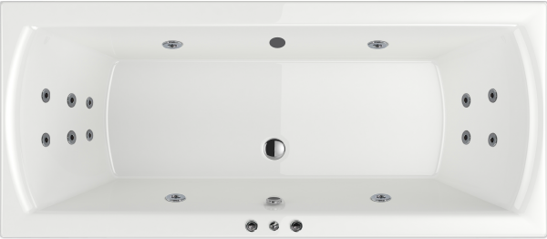 URAN Hydromasážní systém - 4 mini + 6+4 mikro, skladem