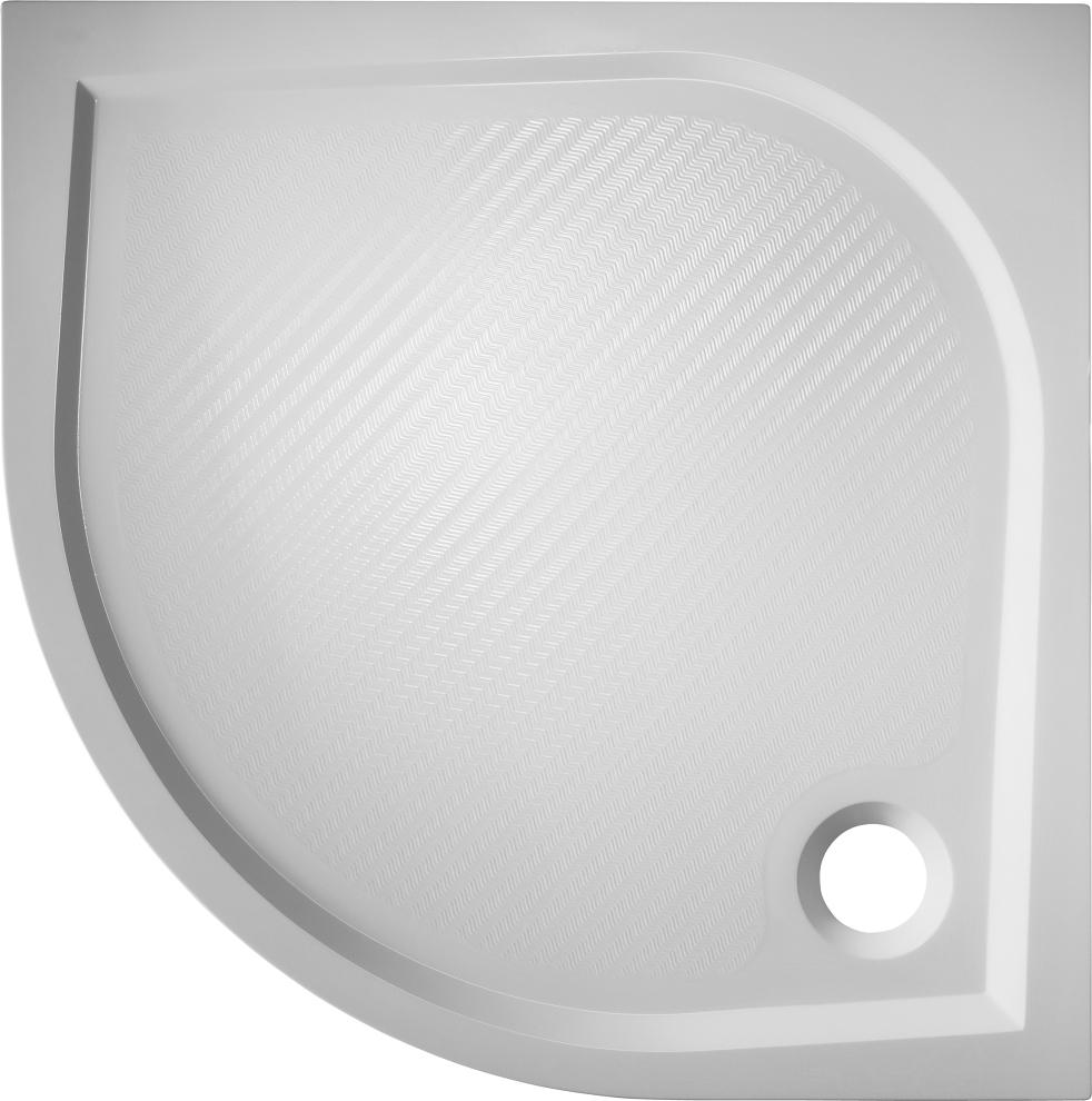 SOFIA 80×80 Hopa vanička sprchová mramorová, skladem